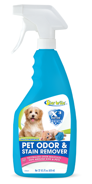 Pet Odor and Stain Remover