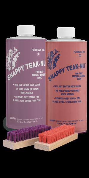 Snappy Teak-Nu Kit