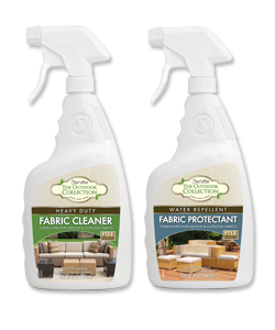 The Outdoor Collection Heavy Duty Fabric Cleaner, Is Formulated To Safely  Clean And Maintain The Appearance Of Both Indoor And Outdoor Furniture  Fabrics.