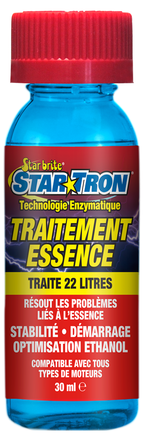 Star Tron Enzyme Fuel Treatment Gas Additive Small Engine