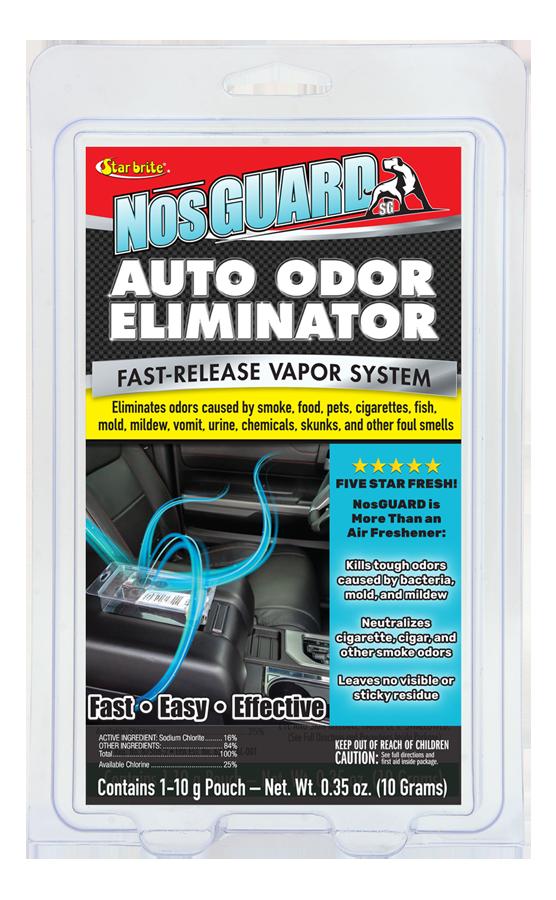 Car Odor Eliminator >> Nosguard Sg Auto Odor Eliminator