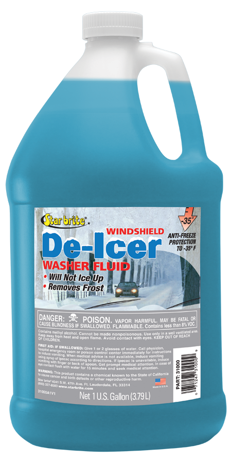 De Icer Washer Fluid