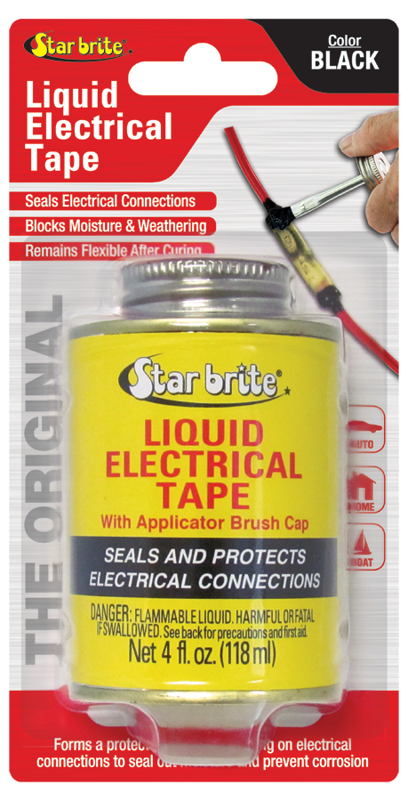 Can You Use Electrical Tape To Connect Wires | Liquid Electrical Tape Let