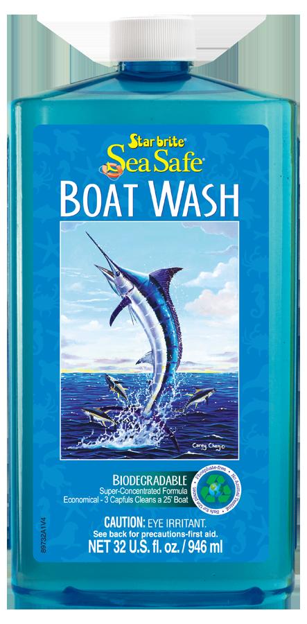 Sea Safe Boat Wash Item