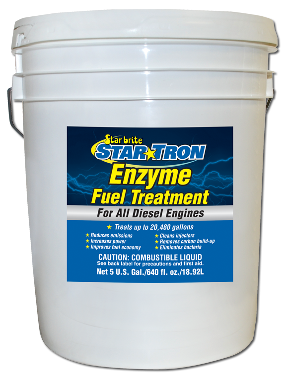 Star Tron Enzyme Fuel Treatment Diesel Additive